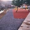 Execució d'aparcament, jardí per parc deportiu i cultural del riu huerva a cadrete fase III a Saragossa
