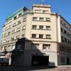 Rehabilitació d'una façana al carrer Portugalete 12 de Barcelona