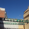 Reforma estructural del mur posterior de contenció, Reconstrucció dels sostres enderrocats i adequació de l'arquitectura dels locals comercials al barri de Nou Barris de Barcelona