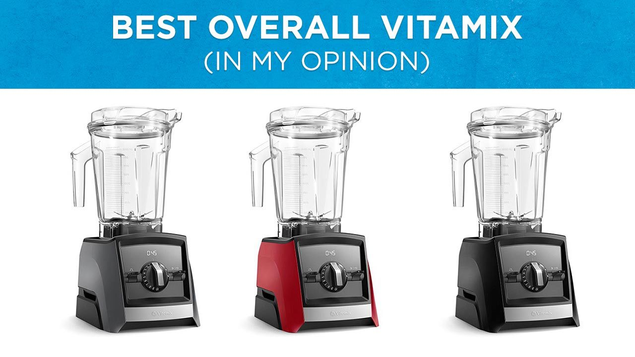 Best Overall Vitamix