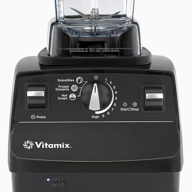 Vitamix 6300 Controls Interface