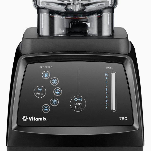 Vitamix 780 Controls Interface
