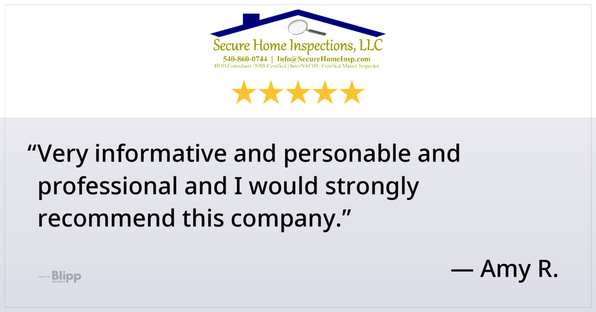 Very informative and personable and professional and I would strongly recommend this company.