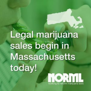 Massachusetts Marijuana Legalization