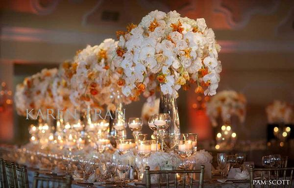 Floral decor by bride blossom nyc s only luxury