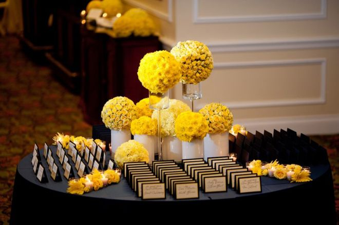 ... Escort Place Cards Table Display 20 ...