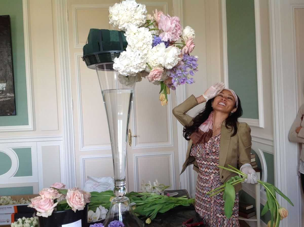 Karen Tran Blog: By Bride & Blossom, NYC's Only Luxury Wedding