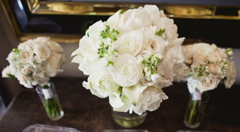 Types Of Wedding Flowers By Bride Blossom Nyc S Only Luxury