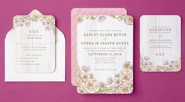 Fairy Tale Affairs Invitations for perfect invitation ideas