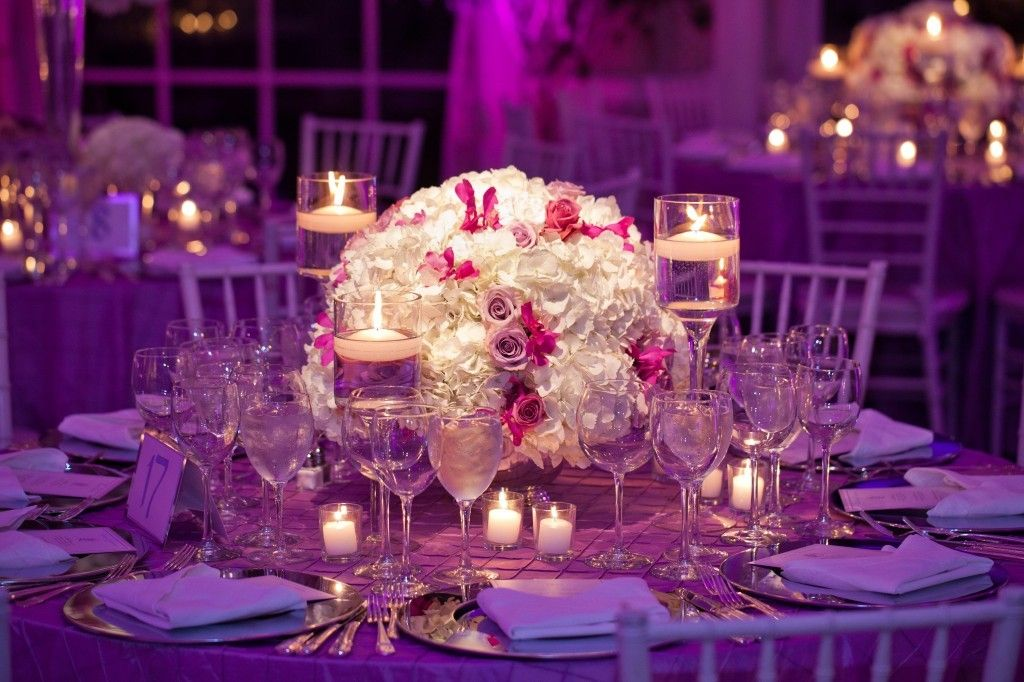Lavish love story at new york botanical garden by bride