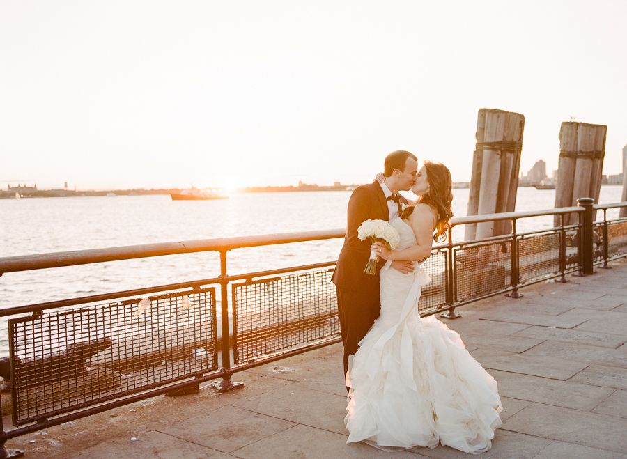 Jessica & Brian - Battery Gardens - by Rebecca Yale