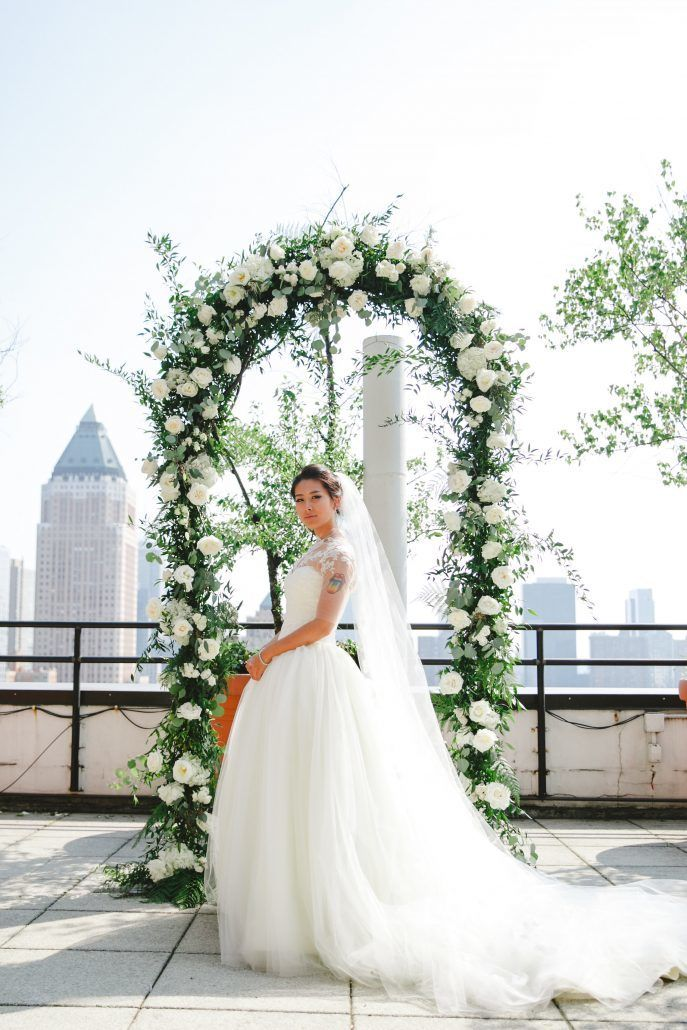 Mary & Galen - Hudson Hotel - by Jacquelyne Pierson Weddings
