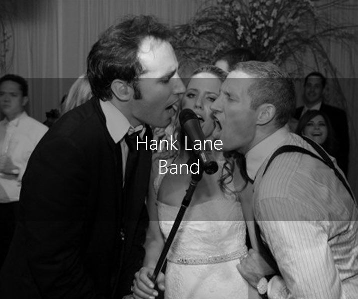 Hank Lane - Band