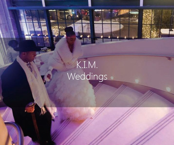 K.I.M. Weddings - Planner/Coordinator