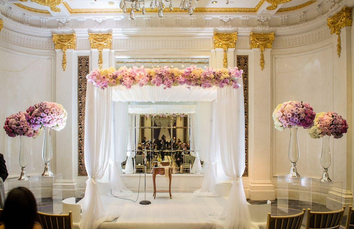 Weddings By Bride Blossom NYC 39 S Only Luxury Wedding Florist