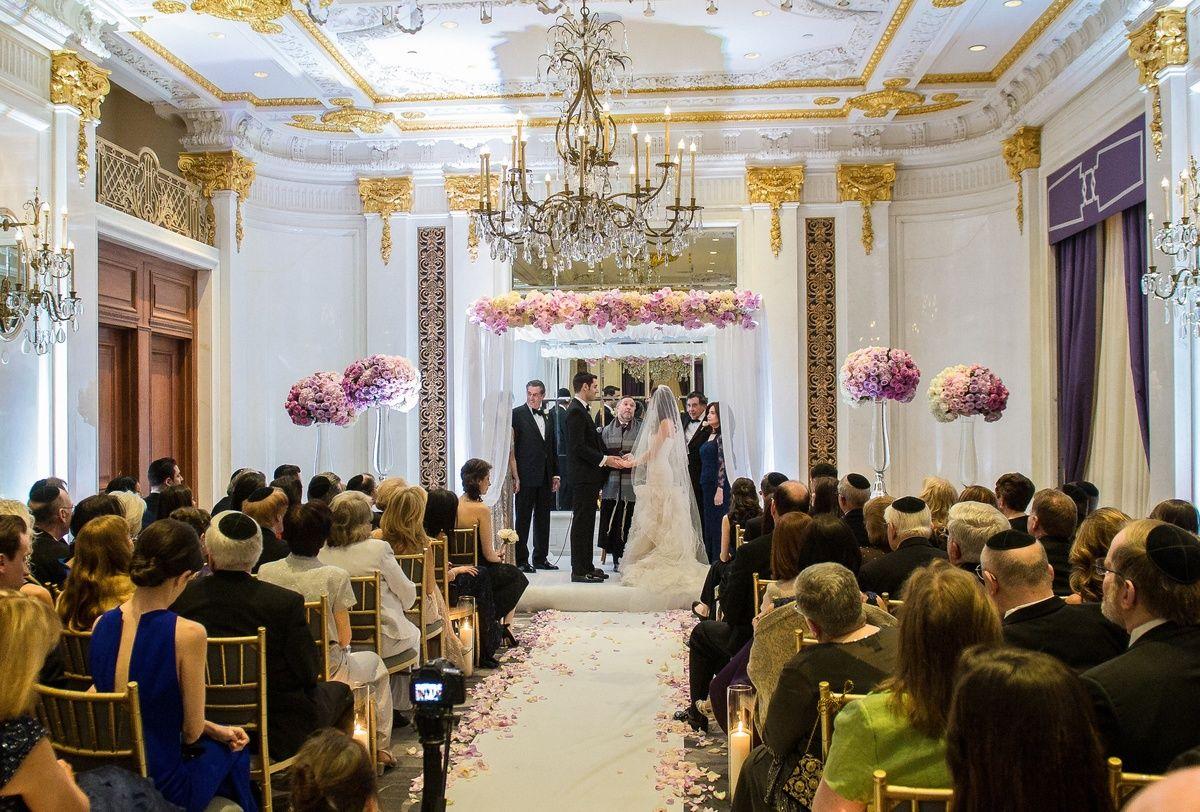 St Regis Wedding Ceremony Fls
