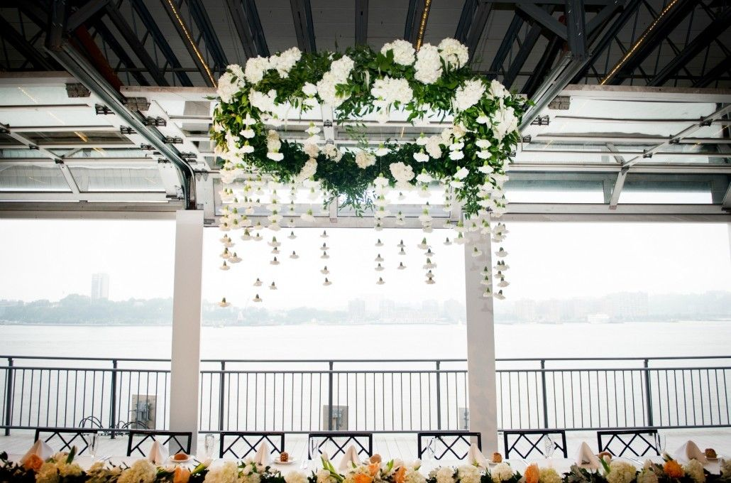 Floral Chandelier at Chelsea-PIers-by-Andrea-Fischman