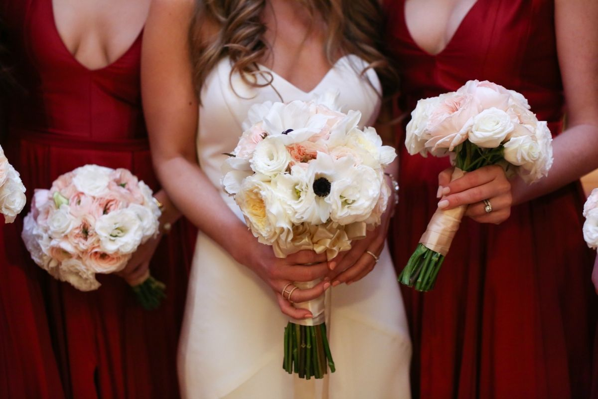 Harvard Club Ny Wedding Bouquets Uplift Photography