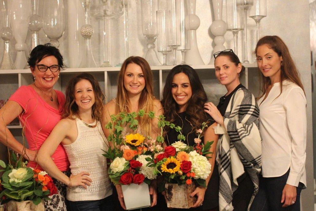 bride-blossom-team-flower-class