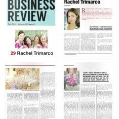 cornell business review rachel trimarco ceo