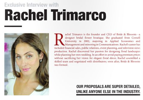 rachel trimarco ceo cornell business review