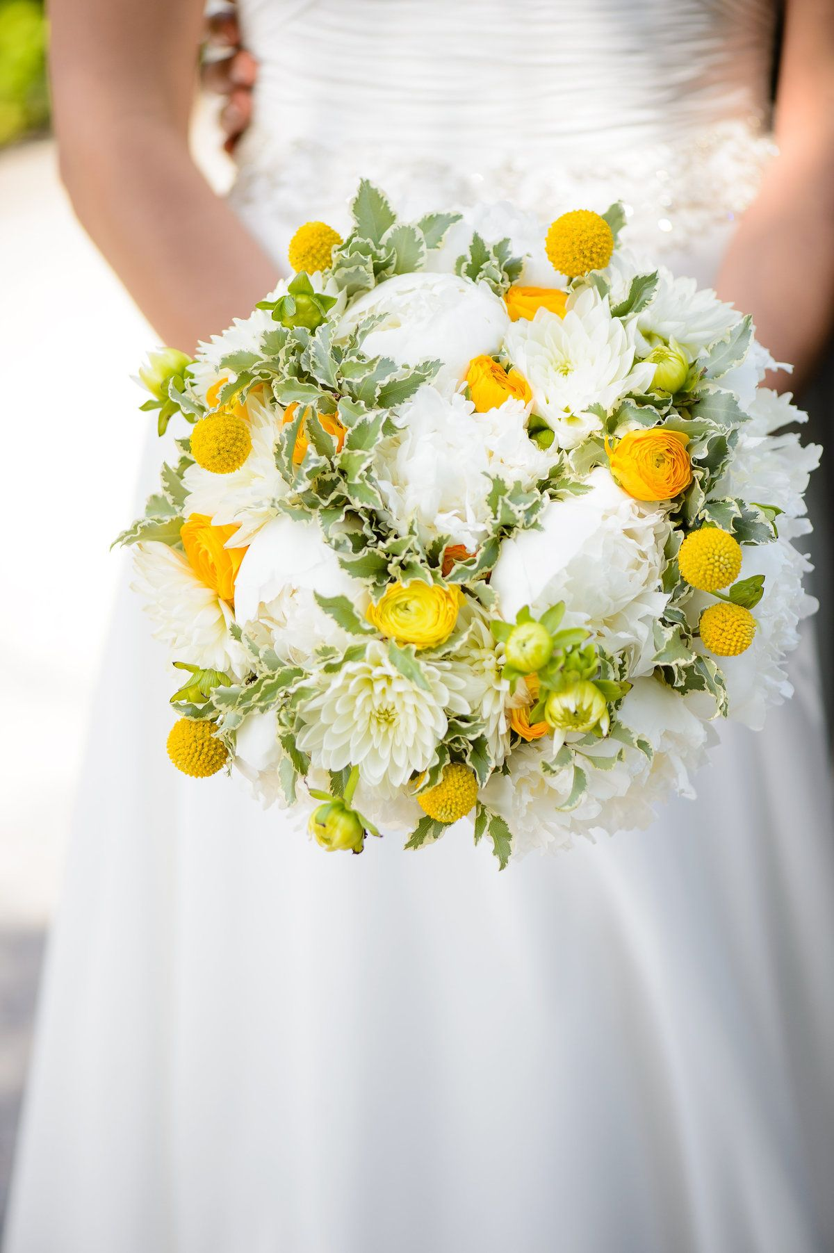 Yellow Bouquet B