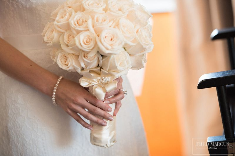 ritz carlton battery park, fred marcus photography, bouquet