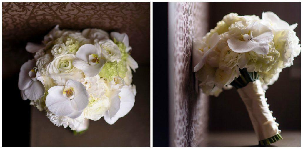 Bouquet Collage / Joyce and Patrick / Le Parker Meridien Susan Stripling Photography