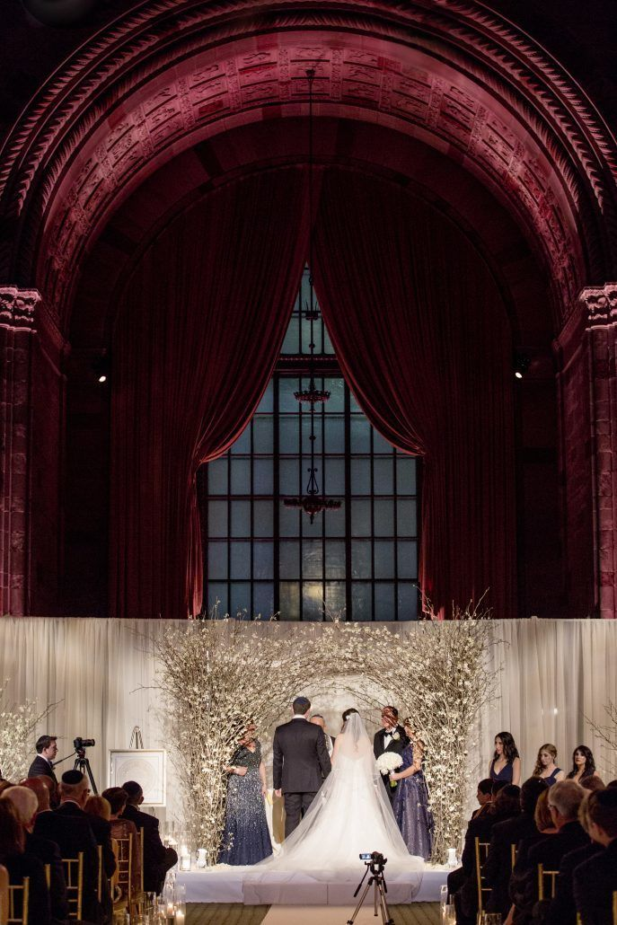 Ceremony / Rachel and Matthew / Cipriani 42 / Brett Matthews Photography