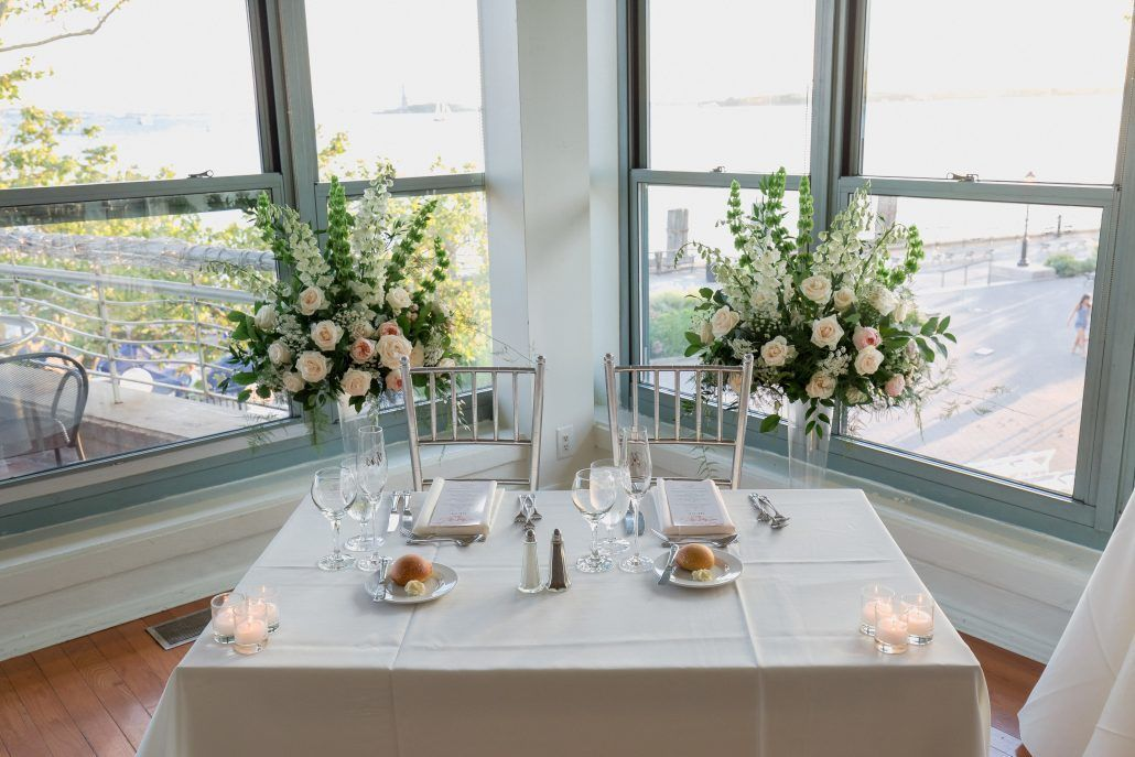 Kate Alex A Radiant Summer Wedding at Battery Gardens by