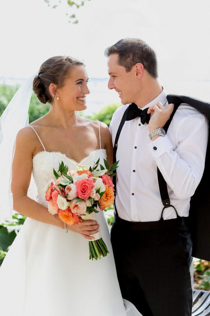 Happy Couple / Kate & Alex / Battery Gardens / Susan Shek Photography
