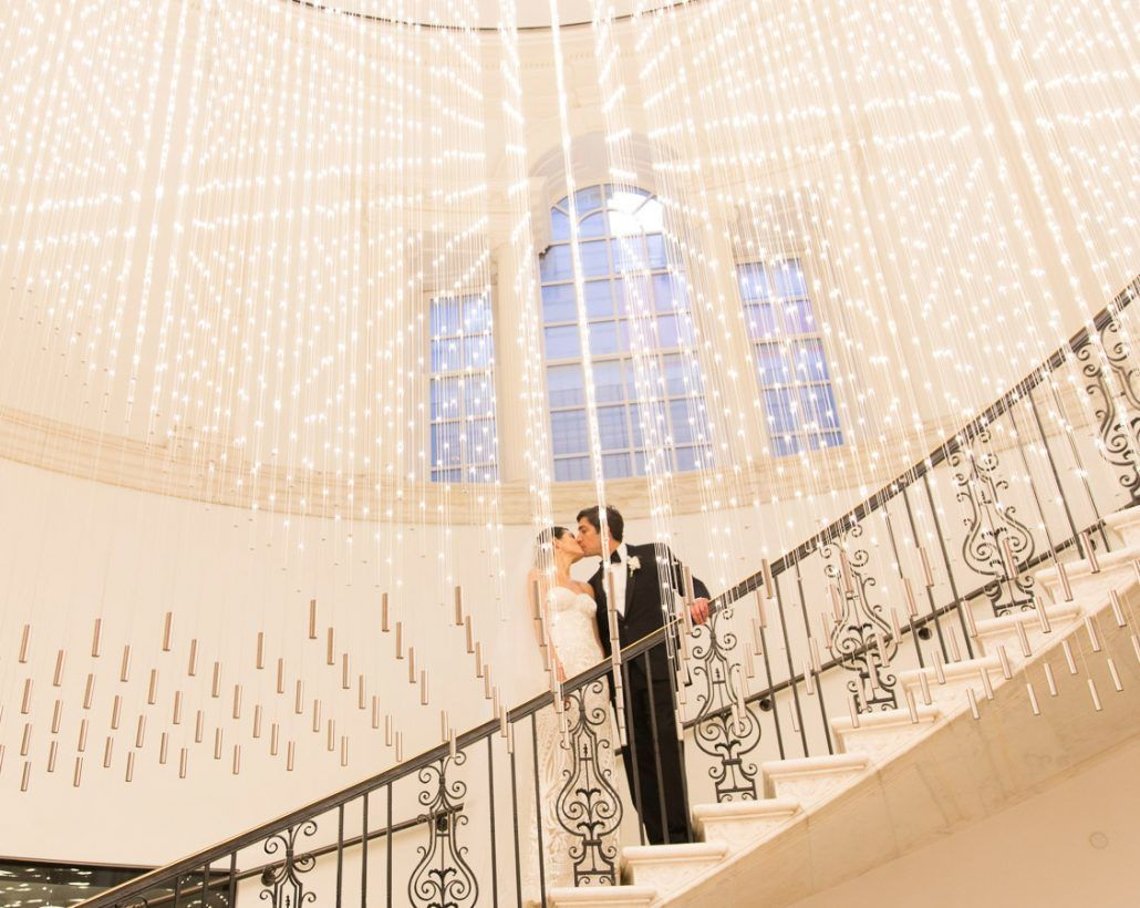 Museum of the City of New York Wedding / Ira Lippke Photography