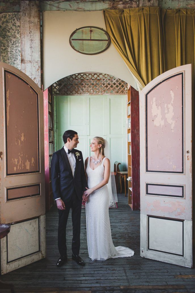 Metropolitan Building Wedding / Elvira Kalviste Photography