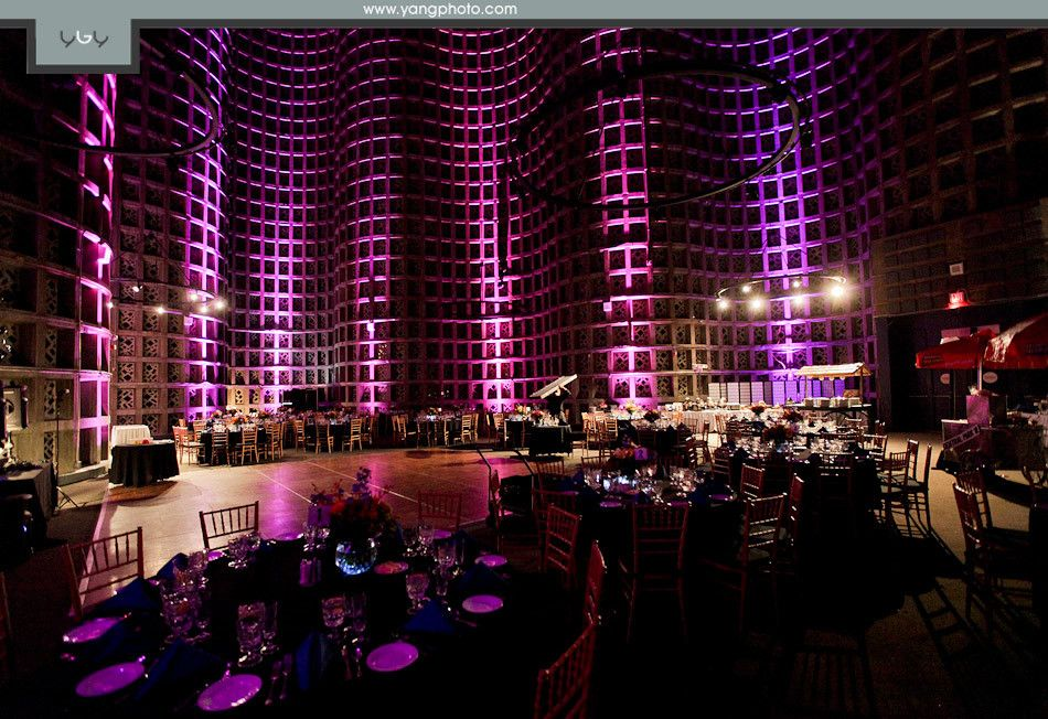 Great Hall / New York Hall of Science Wedding / Yun Gen Yang Photography
