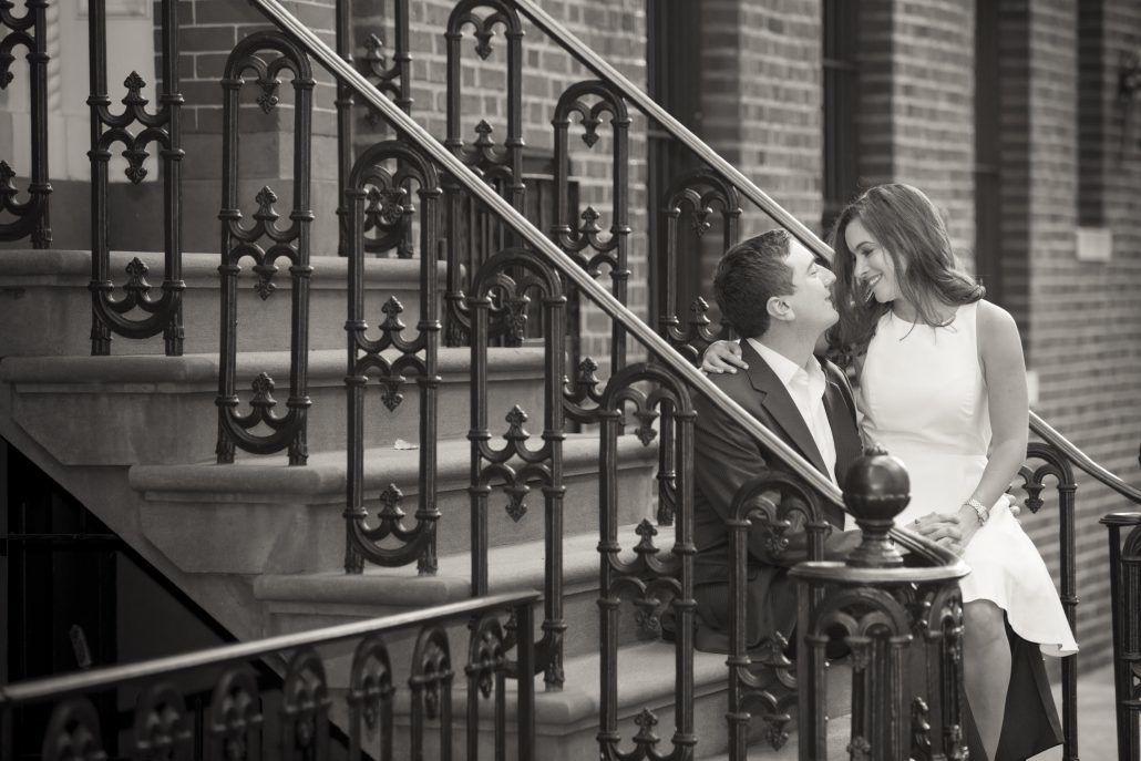 Rachel and Matt / Engagement Photo/ Brett Matthews Photography