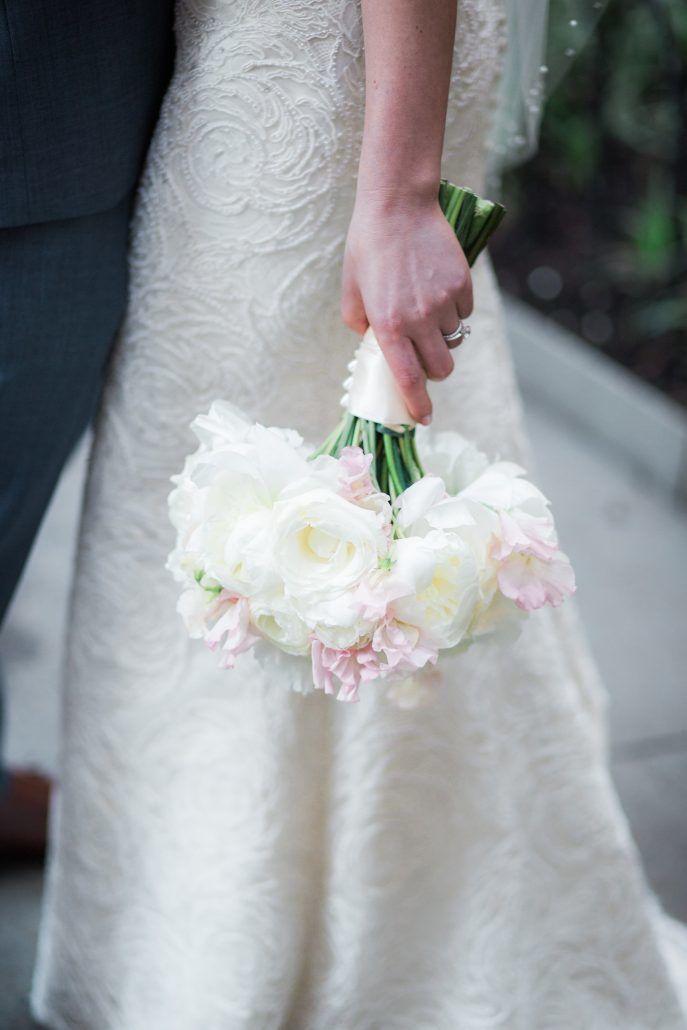 Katelyn's Bridal Bouquet / India House / Diane Hu Photography