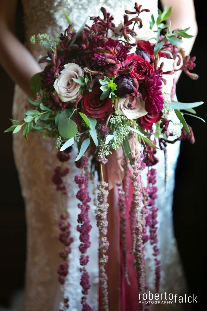 Bridal Bouquet / Pilar & Freddy / Raphael Vineyards / Roberto Falck Photography