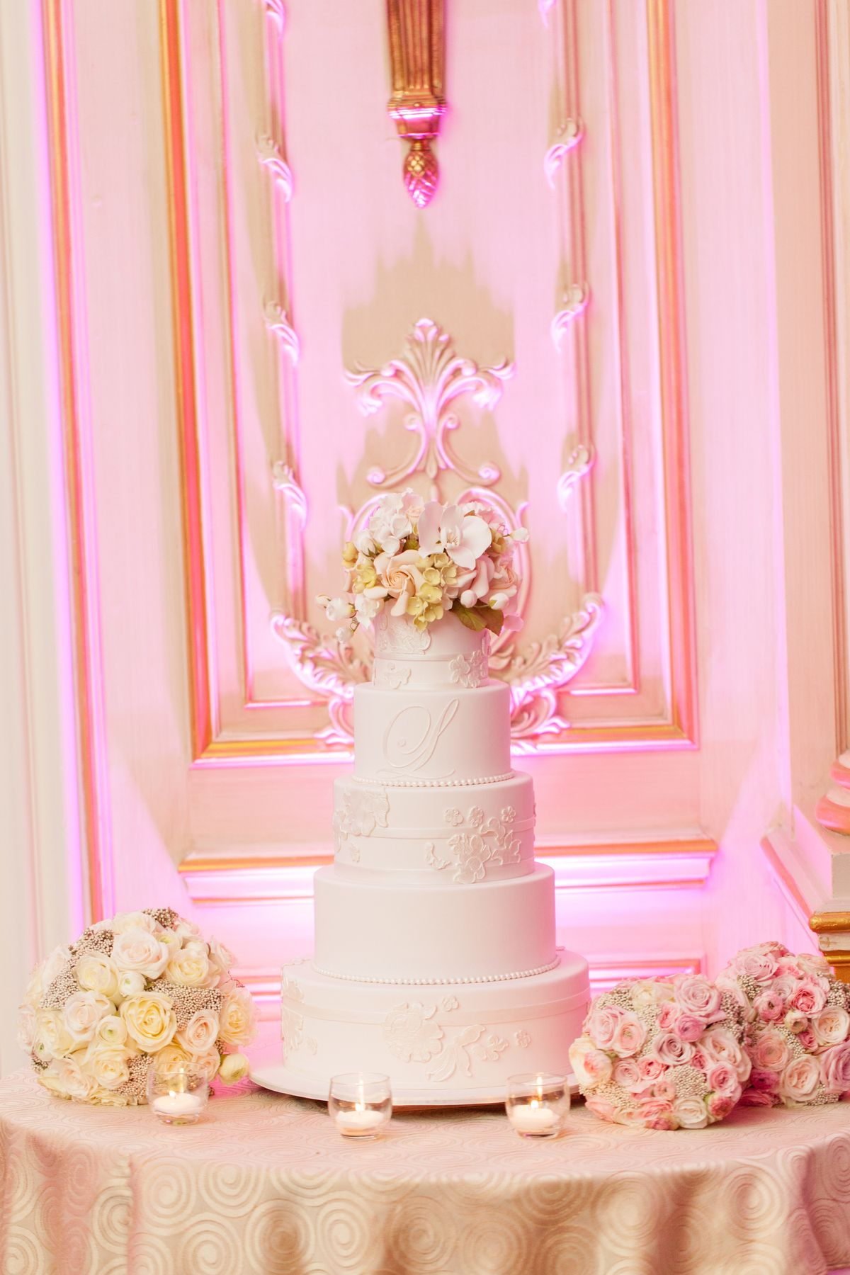 Interview With Ron BenIsrael Of RBI Cakes By Bride Blossom - Ben Israel Wedding Cakes