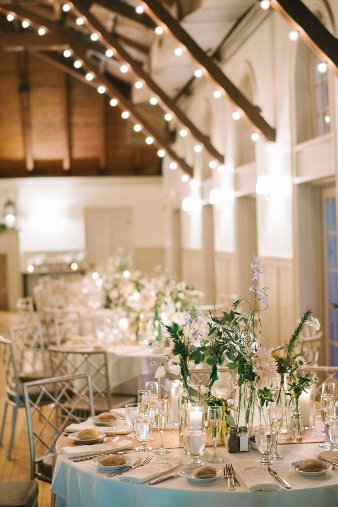 Tablescape / Alison & Sean / Old Field Club / Paul Francis Photography