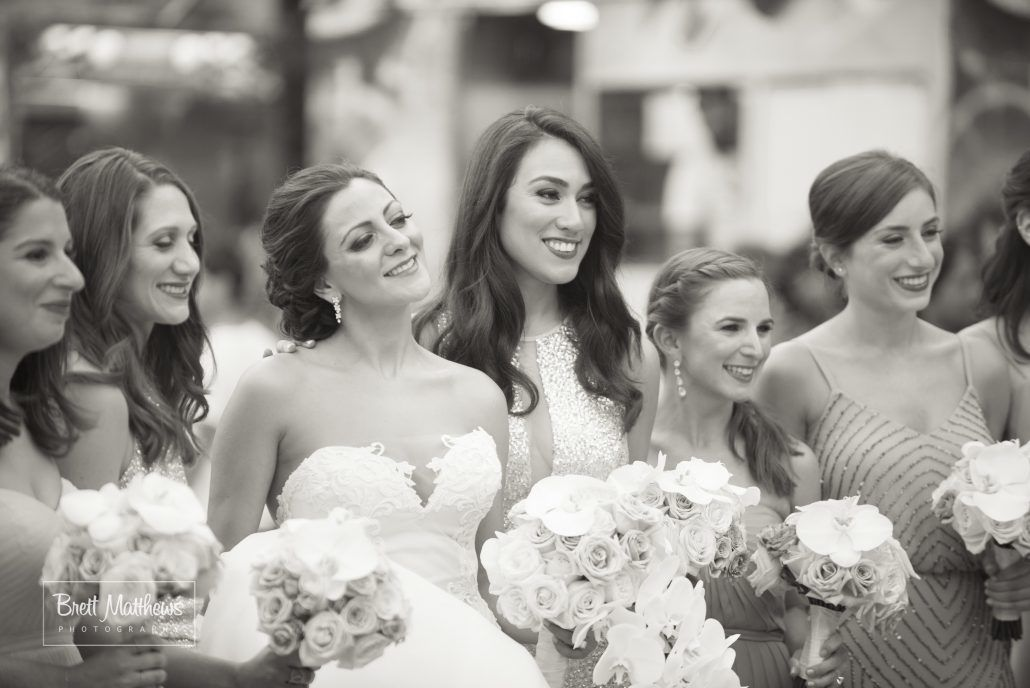 Bouquets / Anna & Matt / Pierre Hotel / Brett Matthews Photography