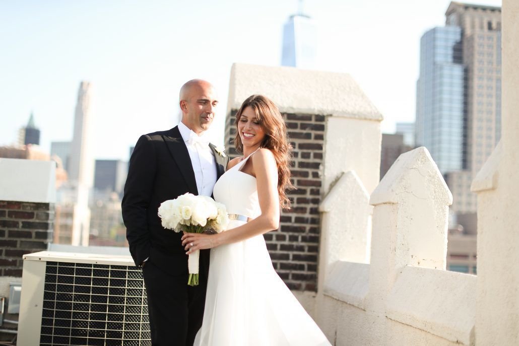 Samara & Keshar / Tribeca 360 / Allison Conklin