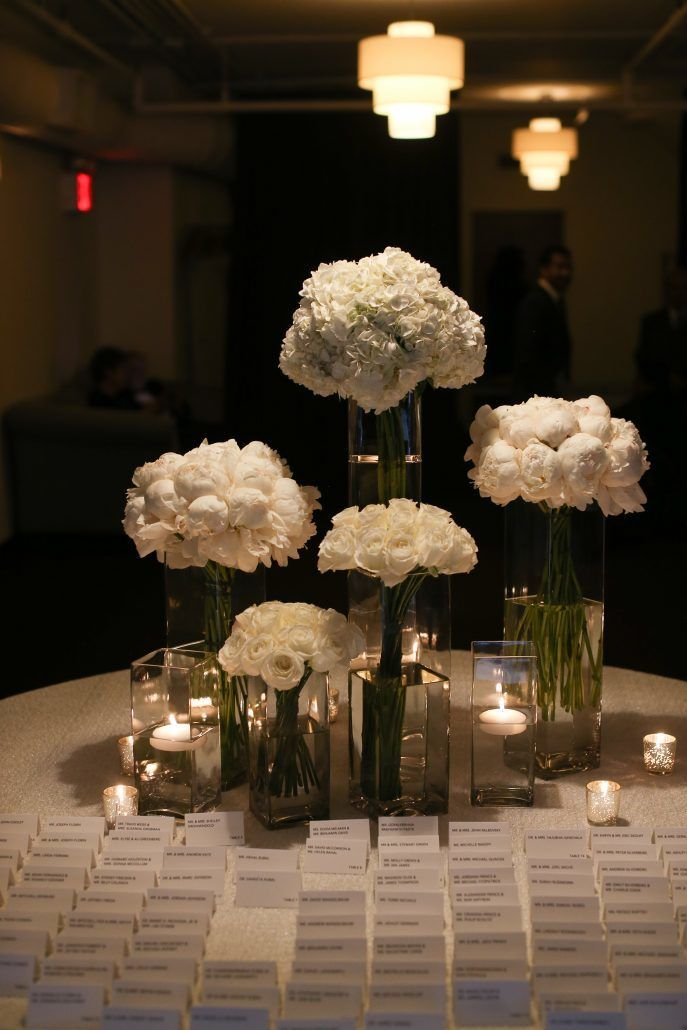 Samara & Keshar Wedding - Card Table - Tribeca 360 - Photography by Alison Conklin