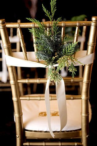 Fir Branches via Artfully Wed