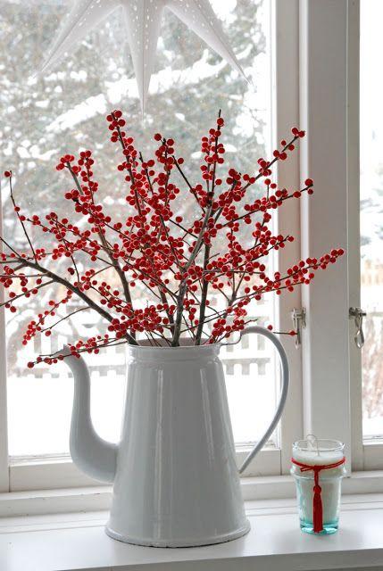 Ilex Berries via Vita Ranunkuler