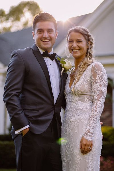 Alyson & Gary / The Estate at East Wind / Kate Neal Photography