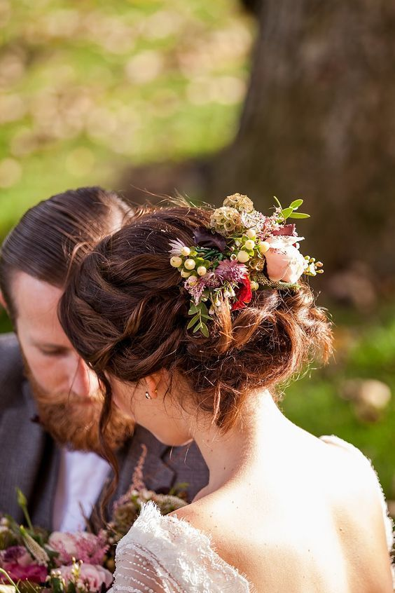 Flowers For Hair Wedding Australia : Wedding flowers by bride blossom nyc s only luxury florist ideas tips