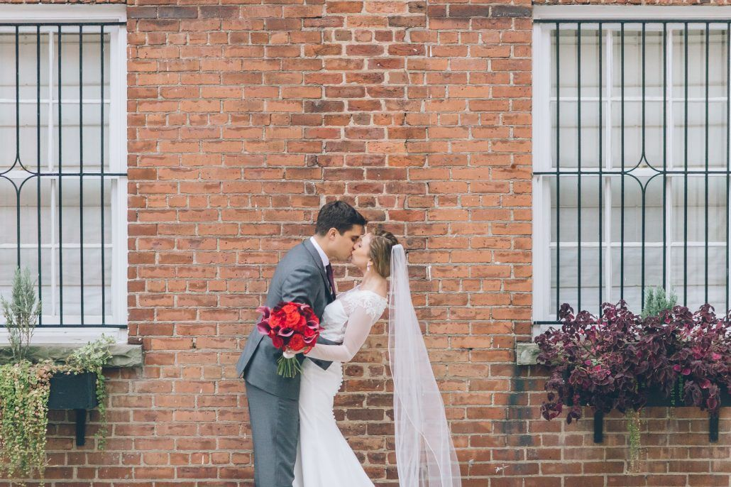 Jamie & John / The Liberty Warehouse / Ben Lau Photography