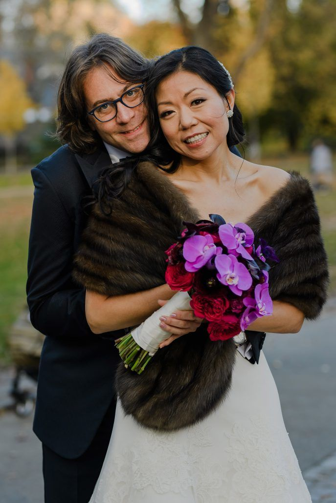 Joann & Michael / Mandarin Oriental / Ryan Brenizer Photography