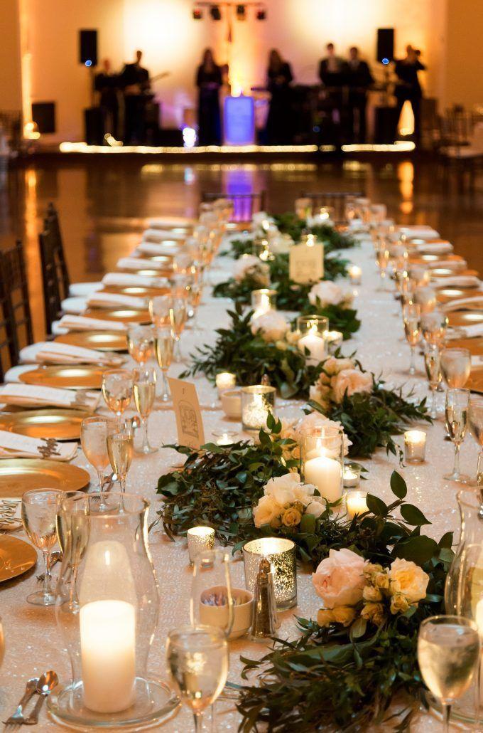 Suzy & Jerry Wedding - Wedding Garland - Bourne Mansion - Photoraphy by Ryon Lockhart