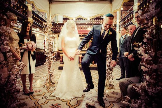 Breaking the Glass - Jewish Wedding Traditions - Gallery by Blake Ezra